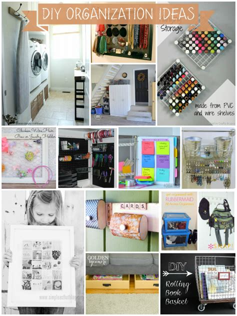 diy organization ideas tauni co