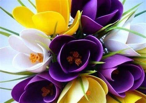 imagenes de flores reciclables hazlo t 250 mismo ramo de flores solo con cucharas de