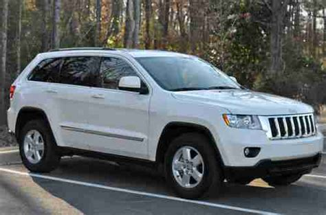 2011 Jeep Grand Gas Mileage Find Used 2011 Jeep Grand V6 Laredo Best Mpg Low