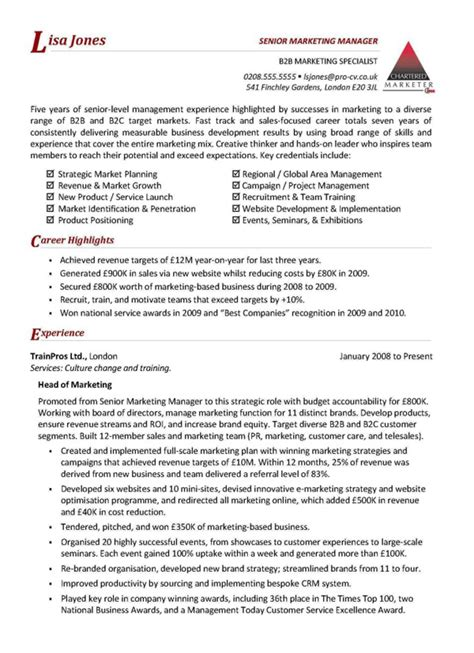 Best Resume Examples For Sales the australian employment guide