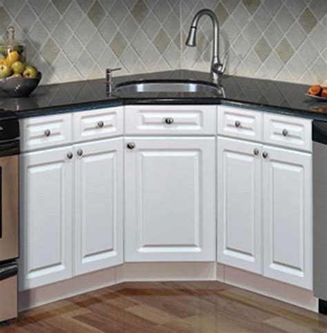 Corner Kitchen Sink Base Cabinet by How To Find And Choose Corner Kitchen Sink Cabinet My