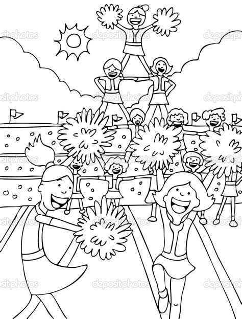 cheerleading coloring and activity book extended cheerleading is one of idan s interests he has authored various of books which giving to etc movements extended volume 11 books coloring pages coloring pages