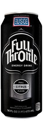 energy drink throttle throttle viking coca cola bottling company