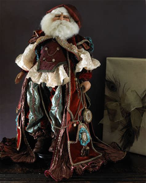 katherine s collection padre tempo pezzo santa doll