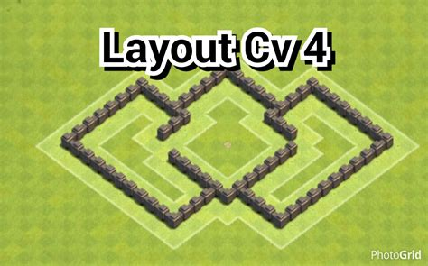 layout para youtube editavel clash of clans layout para cv 4 push anti farm guerra best