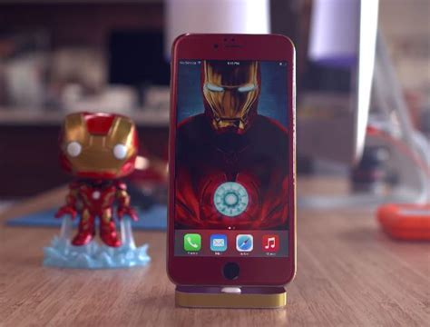 iron man themes for iphone 6 the 25 skin that gives your iphone 6 an iron man overhaul