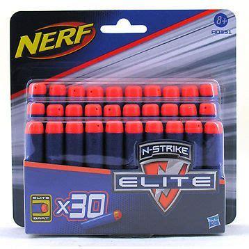 Nerf Bullet Elite By Berzet new nerf darts bullets n strike elite refill pack clip
