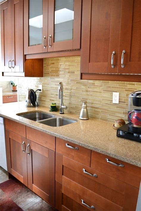 medium brown cabinets with granite countertops these are the cabinets from ikea that we will use in the