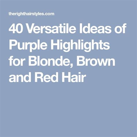 40 versatile ideas of purple highlights for blonde brown 11 best paw magnets images on pinterest cats kitty cats and love my dog