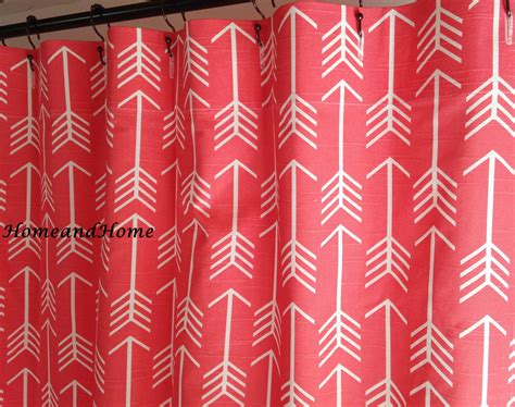 coral print curtains red coral print shower curtain shower curtain