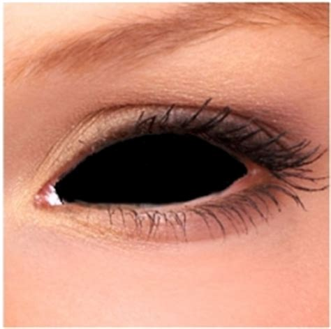 sclera contact lenses, halloween, novelty, colored & black