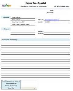 landlord rent receipt template 50 free receipt templates sales donation taxi