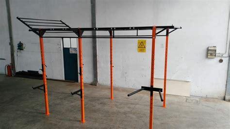 gabbia squat rig gabbia struttura autoportante trazioni a cesena