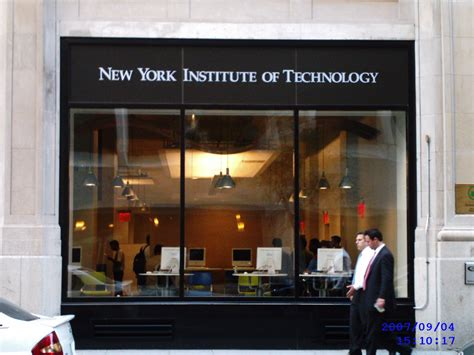 Nyit New York Mba Fees by New York Institute Of Technology New York Ny