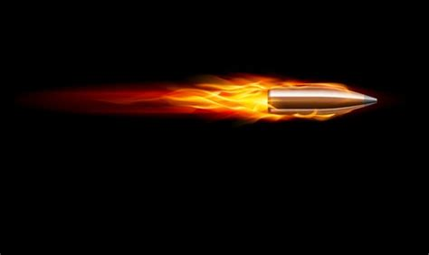 after effects free template bullet shoots 2 bullet vector bullet in fire vector free download