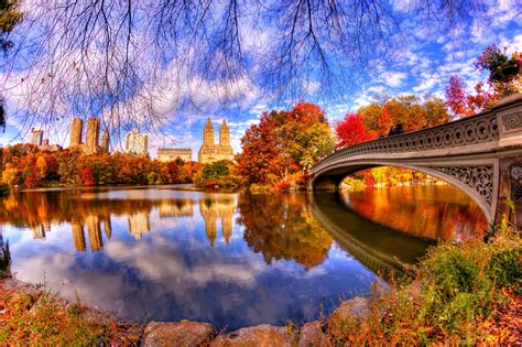 in fall autumn in central park there s just nothing better