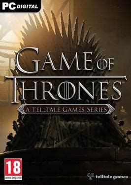 game  thrones  video game wikipedia