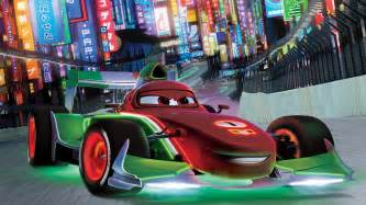 Disney Pixar Cars Wall Mural cars personajes francesco bernoulli