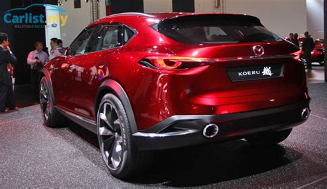 mazda x3 mazda preparing bmw x4 like cx 4 model carlist my