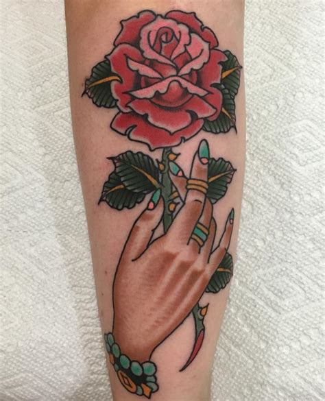 tattoo rose traditional and traditional tattoos minneapolis mn
