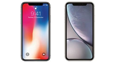 iphone x vs iphone xr which one should you buy rs 80 000 technology news