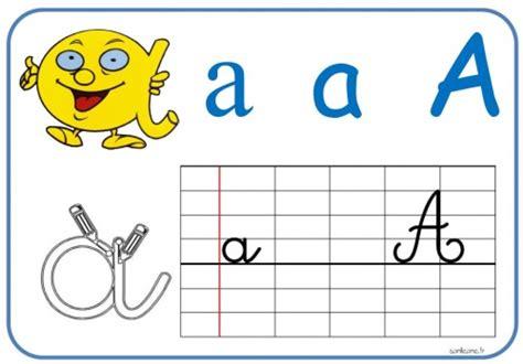 Affichage 233 Criture Alphas Cursive Le Petit Cartable De