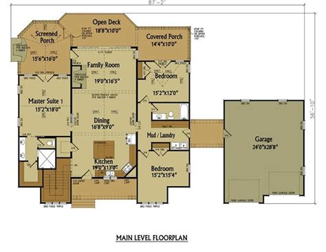 rustic floor plans rustic house plans our 10 most popular rustic home plans