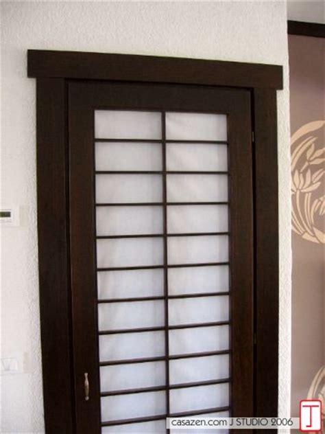 porta giapponese casazen design di interni in stile giapponese