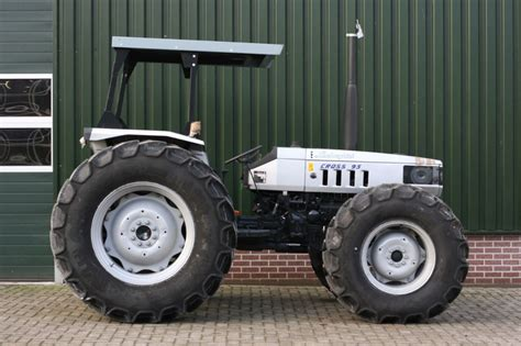 Lamborghini Farm Equipment Lamborghini Cross 95 Year 2015 Tractors Id