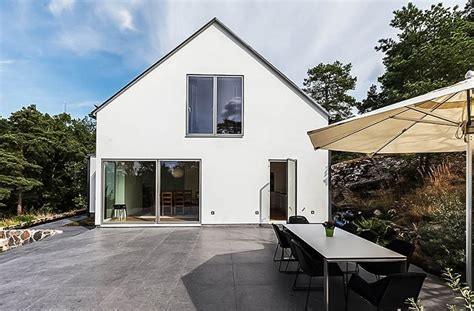 scandinavian villa scandinavian form and functionality villa p by grad