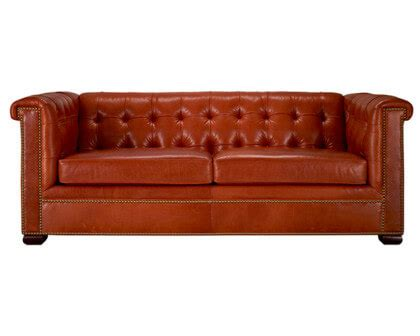 American Made Leather Sofa Leathercraft Claridge Sofa 1280 18 Claridge Sofa