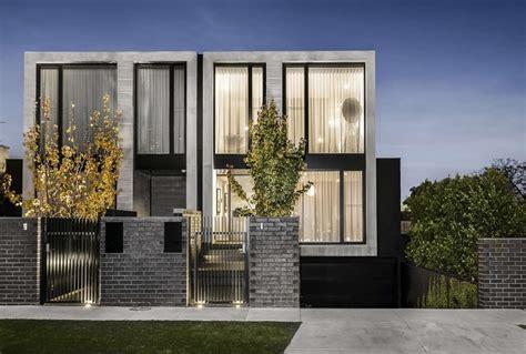 imagenes de bardas minimalistas 50 fotos de fachadas de casas modernas peque 241 as bonitas