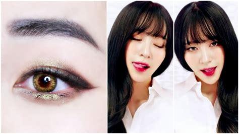 tutorial makeup hani exid hani 이엑스아이디 ah yeah 아예 makeup tutorial youtube