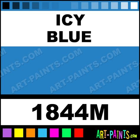 icy blue icy blue model acrylic paints 1844m icy blue paint