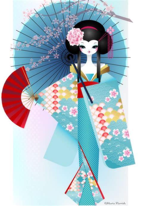 Origami Geisha - best 10 geisha ideas on