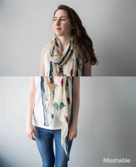 8 Ways To Wear Summer Clothes In Other Seasons by 15 Creative Ways To Wear A Scarf In Summer
