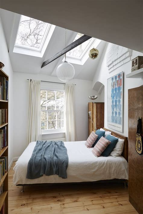 More Bedroom 15 Cozy And Inviting Bedrooms With Skylights Shelterness