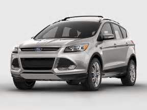 2013 ford escape price photos reviews features