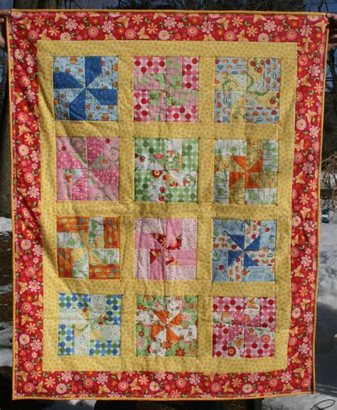 jelly roll baby quilt the nerdly home jelly roll baby