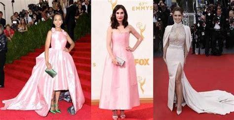 la moda y el en la alfombra roja de los premios billboard tendencias de moda 2016 las eligen el rosa en la alfombra roja fotos ella hoy