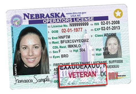 nebraska dmv lincoln ne veterans designation nebraska department of motor vehicles