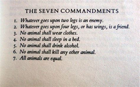 feenin for a real one 3 books the seven commandments george orwell quotes wallpaper