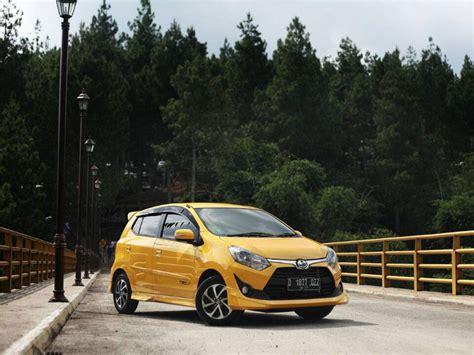 Toyota New Agya 1 2 new toyota agya 1 2 liter paling menggoda berita