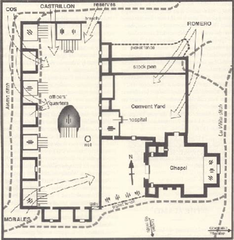 alamo floor plan pin alamo layout on pinterest