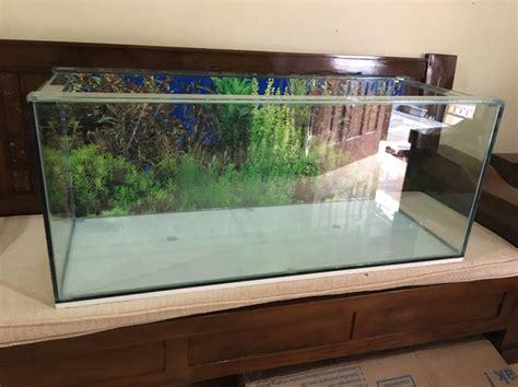 jual akuarium aquarium custom ukuran xx cm