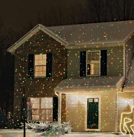projection christmas lights on house house best design