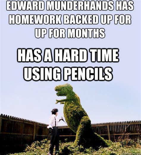 Edward Meme - edward scissorhands meme memes quickmeme