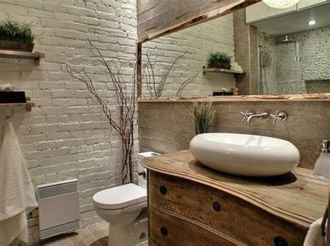 Bathroom Brick Wall by 33 Modern Interior Design Ideas Emphasizing White Brick Walls
