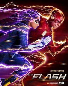 the flash (season 5) wikipedia