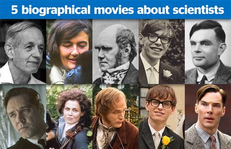 Scientist Biography Movies List | 5 biographical movies about scientists openmind